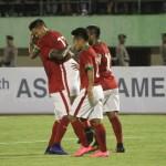 Telat Panas, Indonesia Diimbangi Vietnam 2-2