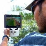 PT Angkasa Pura 1 melakukan dokumentasi lahan bandara melalui citra udara lewat drone pada Rabu(19/10/2016). Perekaman dilakukan di 4 titik yang mecakup keseluruhan area, Pantai Glagah, Temon. (Sekar Langit Nariswari/JIBI/Harian Jogja)