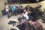 GENG MOTOR GUNUNGKIDUL : Berulah di Kawasan Pesisir, Puluhan Pemuda Diamankan Polisi
