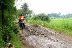 TAMBANG PASIR KULONPROGO : Jalur Tambang Korbankan Tanggul Sawah Warga
