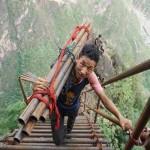 Pedesaan Atule'er terletak di pegunungan Tiongkok (CNN)