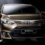 MOBIL TOYOTA : Harga Vios Versi Hatchback Paling Murah Rp134 juta