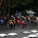 KEJURNAS MOTOPRIX 2016 : Pembalap Jateng Melempem