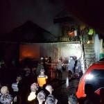 KEBAKARAN KARANGANYAR : Gudang Mi Instan di Karangpandan Terbakar