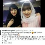 Menang Kompetisi Janten di Jepang, Sinka JKT48 Trending Topic 11 Jam