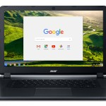 LAPTOP TERBARU : Acer Chromebook 15 Pesaing Kuat Chromebook Pro Samsung