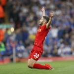 Lallana Perpanjang Kontrak Liverpool