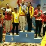 PON 2016 : Anggar UTP Solo Setor 4 Medali Anggar
