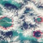 KISAH MISTERI : Misteri Awan Segi Enam di Segitiga Bermuda