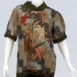 TOKO SOLOPOS : Yuk Pilih Koleksi Blus Batik Danar Hadi Di Sini