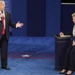 Donald Trump dan Hillary Clinton (Reuters)