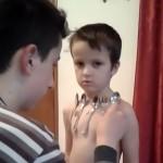 Erman Delic memiliki medan magnet dari tubuhnya (Mirror)