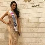 Felicia Hwang Raih Runner Up Kedua Miss International 2016