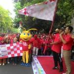 Warga Juwiring Klaten Raih Uang Rp17 Juta Fun Walk Alfamart