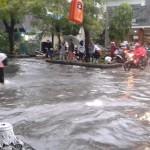 BANJIR SOLO : Ini Kondisi WGM dan Sungai-Sungai di Soloraya