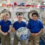 155 Hari di Antariksa, 3 Astronot Mendarat ke Bumi