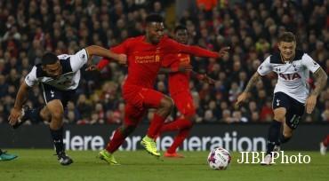 Liverpool vs Tottenham Hotspur (Reuters / Phil Noble)