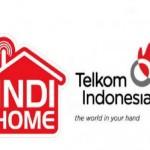 Logo Indihome (Telkom)