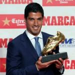 Suarez Ingin Habiskan Karier di Barcelona