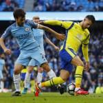 LIGA INGGRIS : City Vs Everton: Misi The Citizens Ikuti Jejak MU