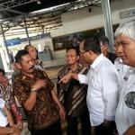 Didatangi Menhub, Penumpang Sambat Parkir Stasiun Solo Balapan