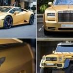 Mobil mewah yang disebut milik tukang kebun WNI (24Businessmag)