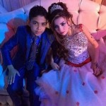 Omar dan Gharam, anak belasan tahun yang sudah bertunangan (wuzupnaija.com)