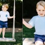 Ini Alasan Mengapa Pangeran George Selalu Bercelana Pendek