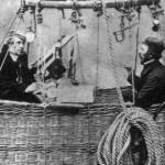Percobaan James Glaisher ke luar angkasa menggunakan balon udara (thepandorasociety.com)