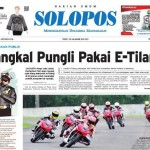 SOLOPOS HARI INI : Tangkal Pungli Pakai E-Tilang