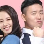 Song Ji Hyo dan Gary (Allkpop)