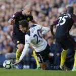 LIGA INGGRIS : Tottenham Bekuk City 2-0
