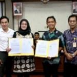 KAMPUS DI SEMARANG : 11 Mahasiswa Berprestasi Unnes Raih Beasiswa Bank CIMB Niaga