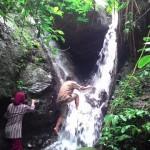 WISATA WONOGIRI : Mengintip Pesona Air Terjun Kali Kothak