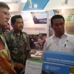 Presiden Jokowi Apresiasi Kinerja Menteri Pertanian