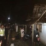 ANGIN KENCANG WONOGIRI : Diterjang Puting Beliung, 25 Rumah di Baturetno Rusak