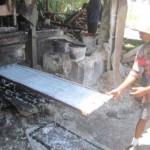 ASAL USUL : Inilah Pengrajin Suun Pertama di Manjung Klaten