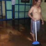 BANJIR GUNUNGKIDUL : Air di Saluran Munggi Meluap, Rumah Warga Terendam