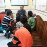 MIRAS PONOROGO : 5 Bocah Pelaku Pesta Miras Dihukum Nyanyi Indonesia Raya