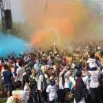 3000 Orang Ramaikan Color Run BPD DIY