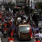 2.600 Pendemo 4 November Bergerak dari Jabar ke Jakarta