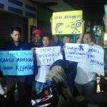 Wartawan Net TV Laporkan Anggota TNI ke Denpom Madiun