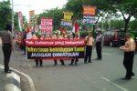 POLEMIK RSIS :  Kecewanya Karyawan RS Yarsis Tak Ditemui Gubernur…