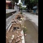 Drainase Meluap, Sekolah-Sekolah di Karanganyar Kota Kebanjiran