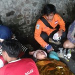 Pendaki Lawu Siswi SMK Dievakuasi SAR MDMC Karanganyar