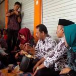 PILKADA JOGJA : Kampanye di Sentra UMKM, Imam-Fadli Sebut Pentingnya Wifi