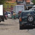 INFRASTRUKTUR SUKOHARJO : Awas, Bahaya Mengintai di Jalan Sukoharjo-Solo Via Gentan