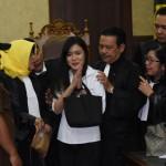 Suami Mirna Polisikan Amir Papalia Si Saksi Plastik Hitam
