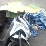 KECELAKAAN SEMARANG : Bersenggolan, Pengendara Motor Terlindas Truk