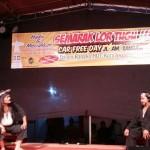 INFO TERKINI : Meriahnya Ketoprak dalam Rangka Cokrofest di Halaman Harian Jogja